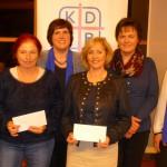 Frauenbund - Spende Krebskranke Kinder + SOS-Kinderdorf 12-2015
